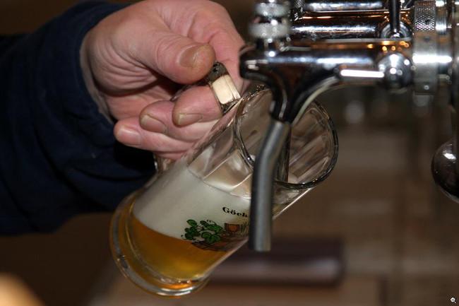 Göcklinger Hausbräu Biere